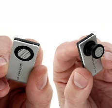 Pop-out earbud